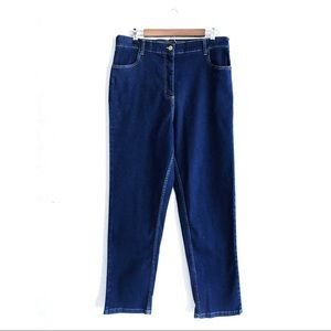 Blair Denim-Eze Stretch Jeans in Indigo